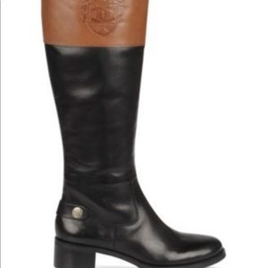 Etienne Aigner Chip riding boots